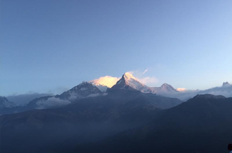 Ghorepani –Poonhill –  Ghandruk Trekking