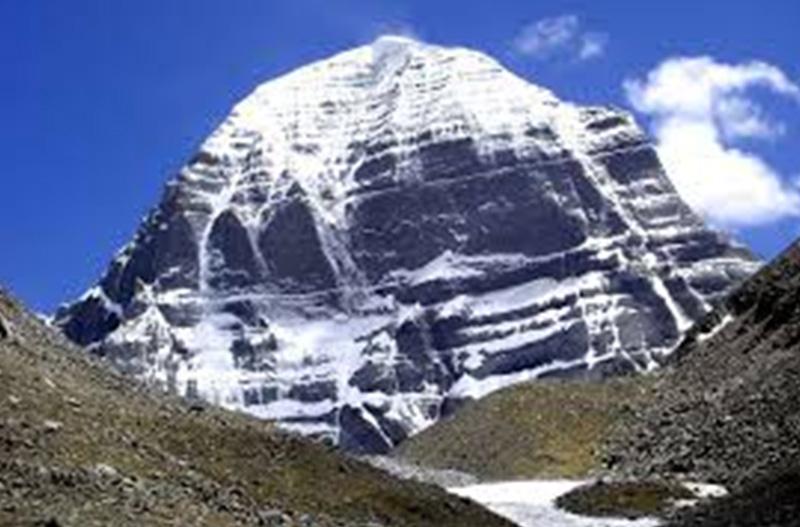 Mount. Kailash and Manasarovar Lake