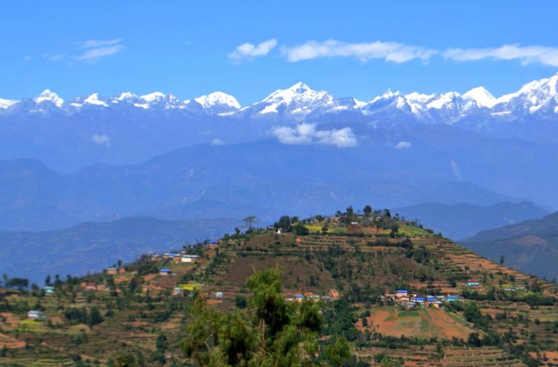 Kathmandu Trekking – Sundarijal – Chisopani – Nagarkot – Dhulikhel