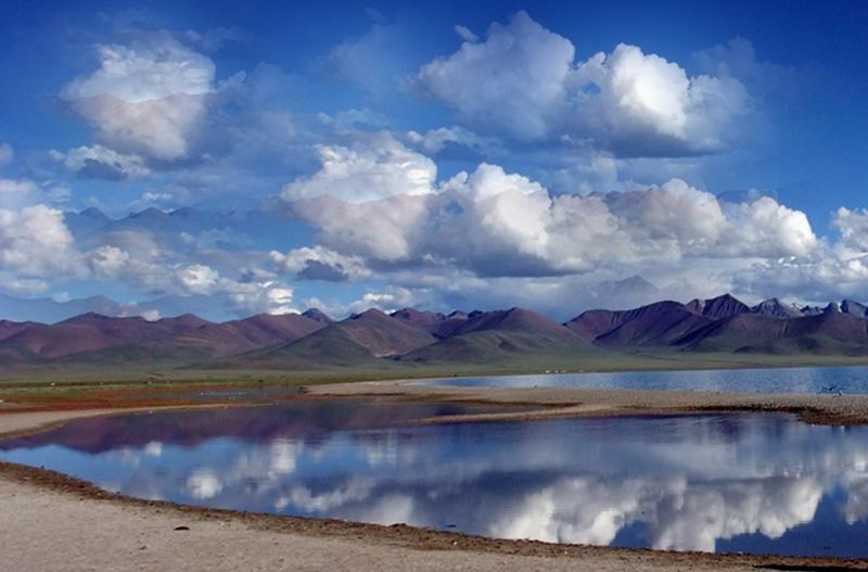 Namtso Lake Trekking