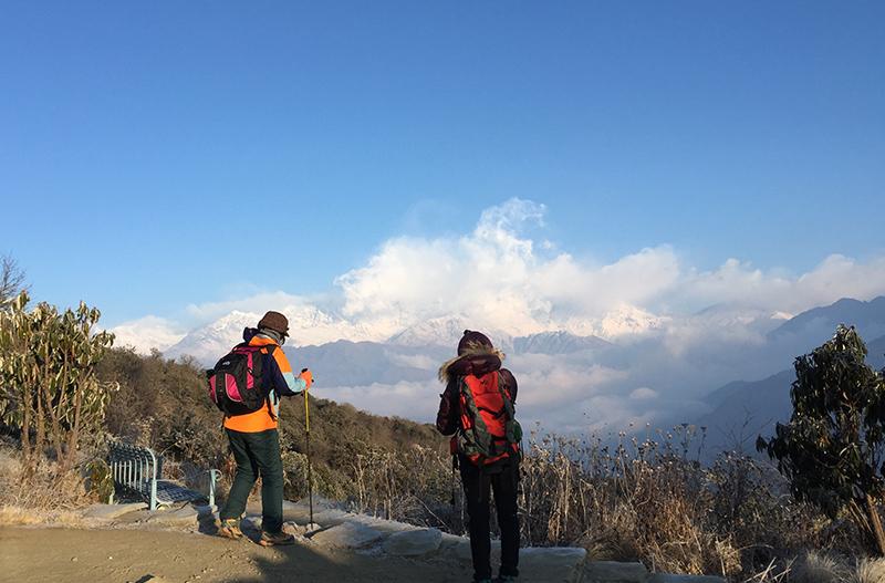 Annapurna Siklis Trekking