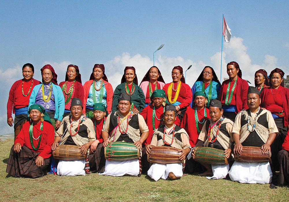 Pukhauli Dance Group